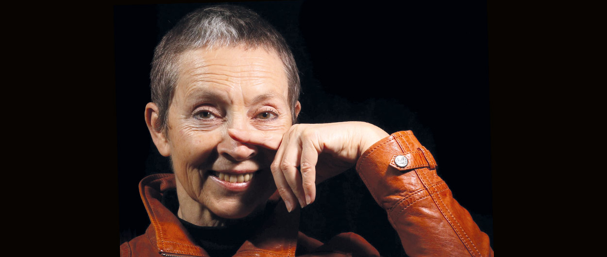 Anke Gerber Portrait
